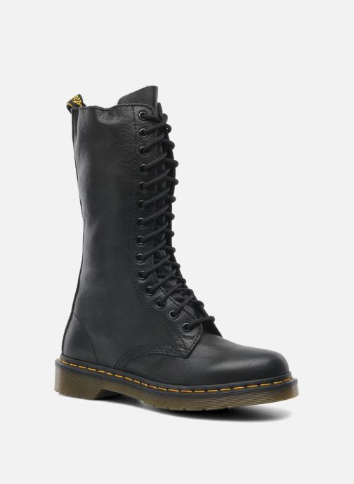 Ankle boots DR. Martens 1b99 W Black detailed view/ Pair view