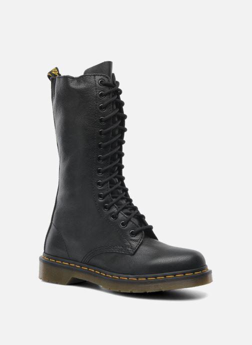 Bottines et boots Dr. Martens 1b99 W Noir vue détail/paire