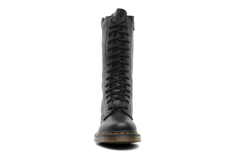 Bottines et boots Dr. Martens 1b99 W Noir vue portées chaussures