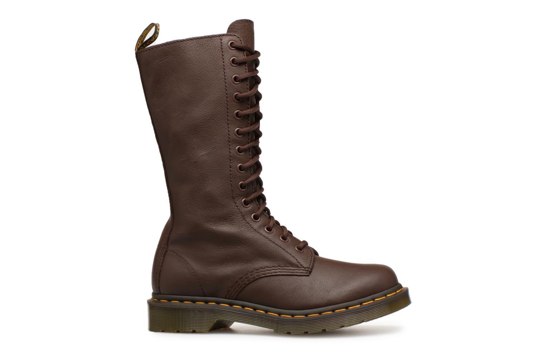 Bottines et boots Dr. Martens 1b99 W Marron vue derrière