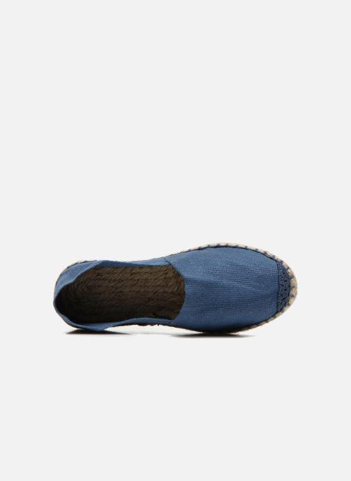 Scarpe di corda La maison de l'espadrille Sabline E Azzurro immagine sinistra