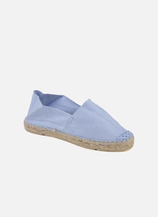 Espadrillos La maison de l'espadrille Sabline E Blå detaljeret billede af skoene