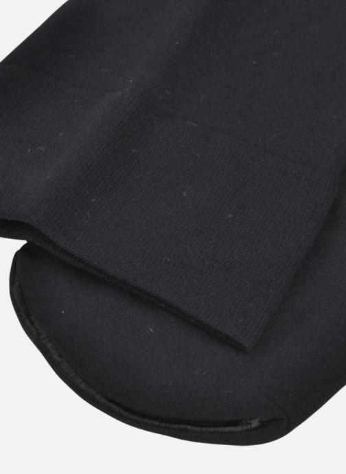 Chaussettes et collants Falke Pure Matt 50 Mi-Bas Noir vue droite