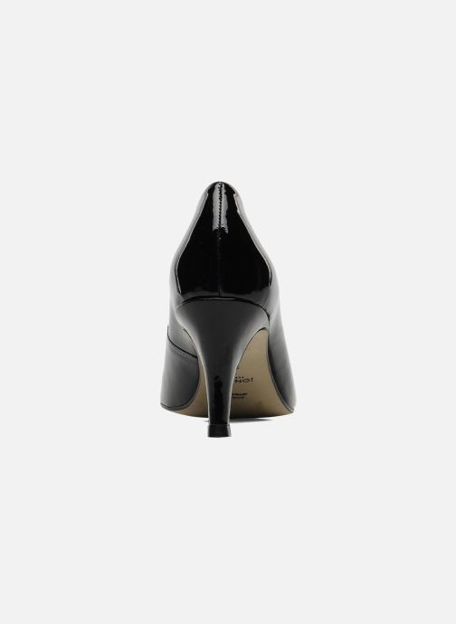 High heels Jonak Judith Black view from the right