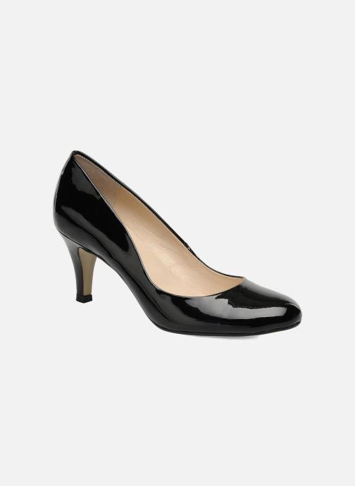 High heels Jonak Judith Black detailed view/ Pair view