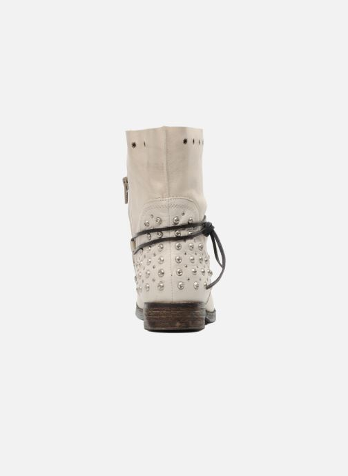 Bottines et boots Khrio Berta Beige vue droite