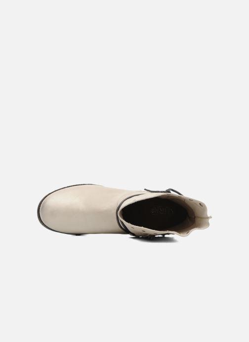 Boots en enkellaarsjes Khrio Berta Beige links