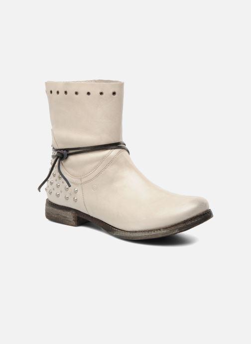 Boots en enkellaarsjes Khrio Berta Beige detail