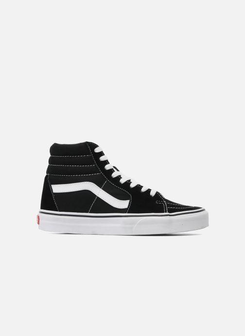 Sneaker Vans SK8 Hi W schwarz ansicht von hinten