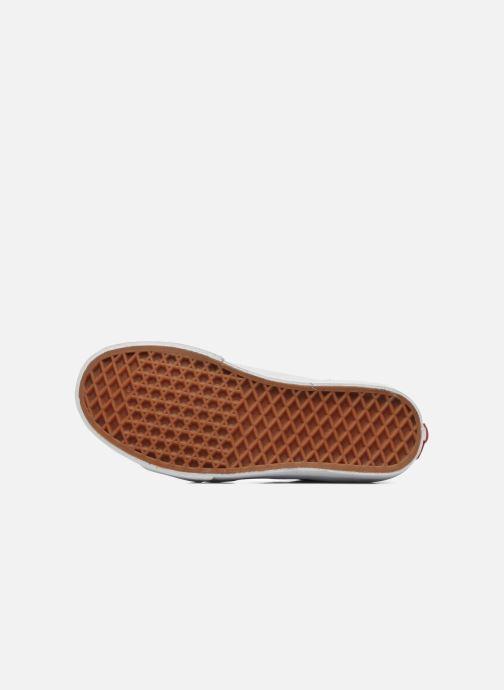 Sneaker Vans SK8 Hi W schwarz ansicht von oben