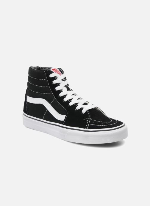 Sneakers Vans SK8 Hi W Zwart detail