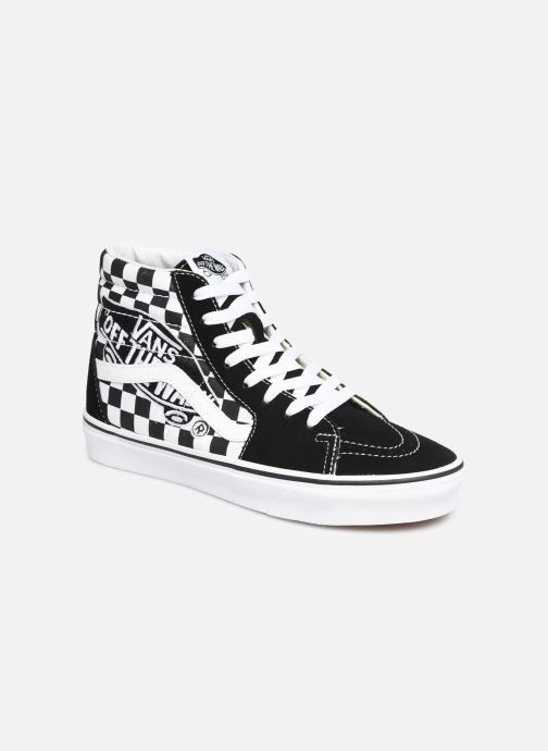 Vans SK8 Hi W Trainers in Black at Sarenza.eu (371412)