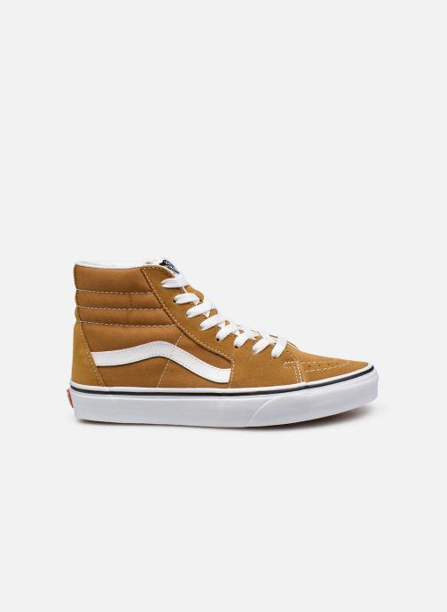 Sneakers Vans SK8 Hi W Bruin achterkant