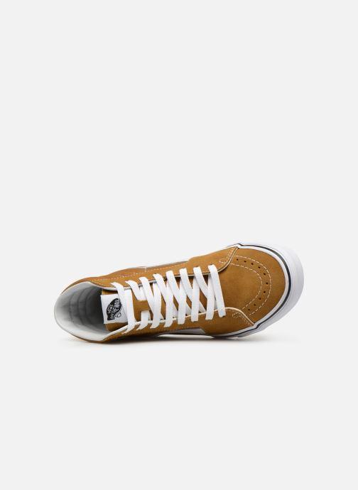Sneakers Vans SK8 Hi W Bruin links