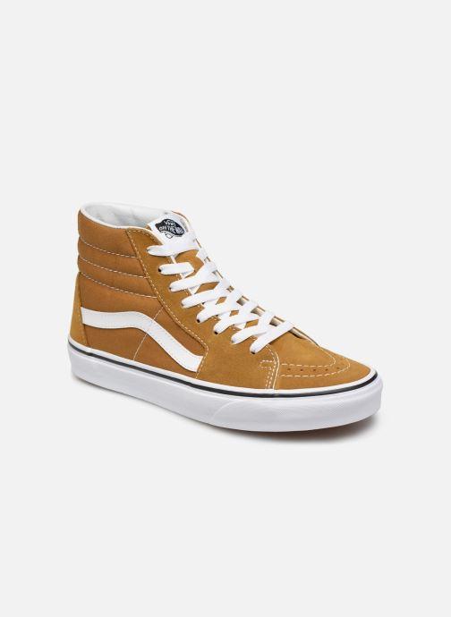 Sneakers Vans SK8 Hi W Bruin detail