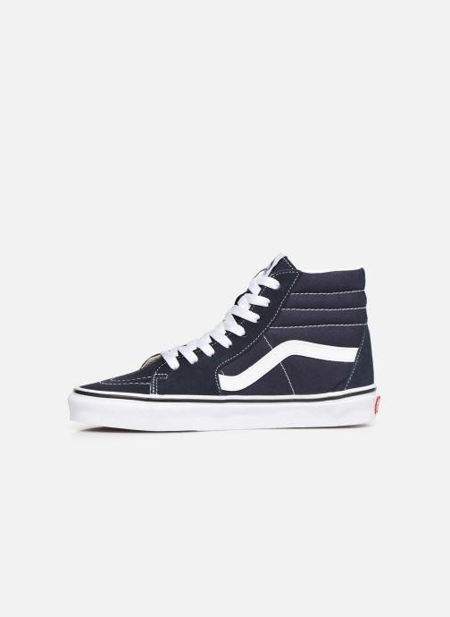Sneaker Vans SK8 Hi W blau ansicht von vorne