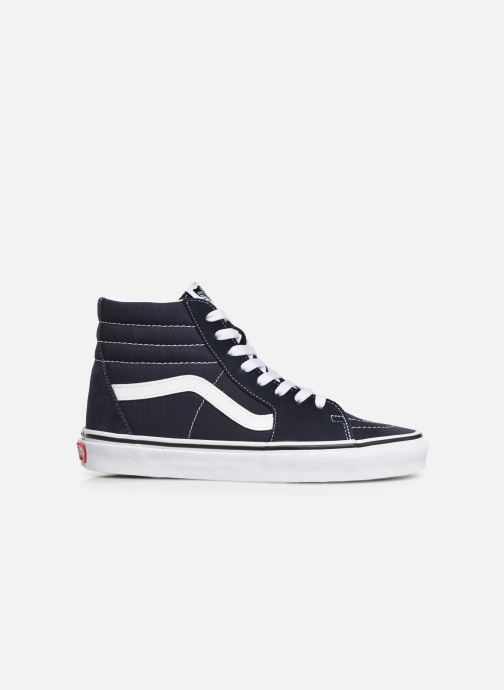 Sneaker Vans SK8 Hi W blau ansicht von hinten