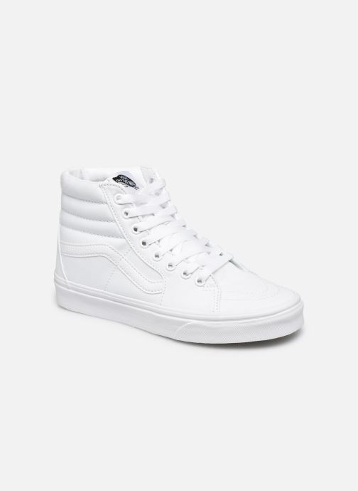 Sneaker Vans SK8 Hi W weiß detaillierte ansicht/modell