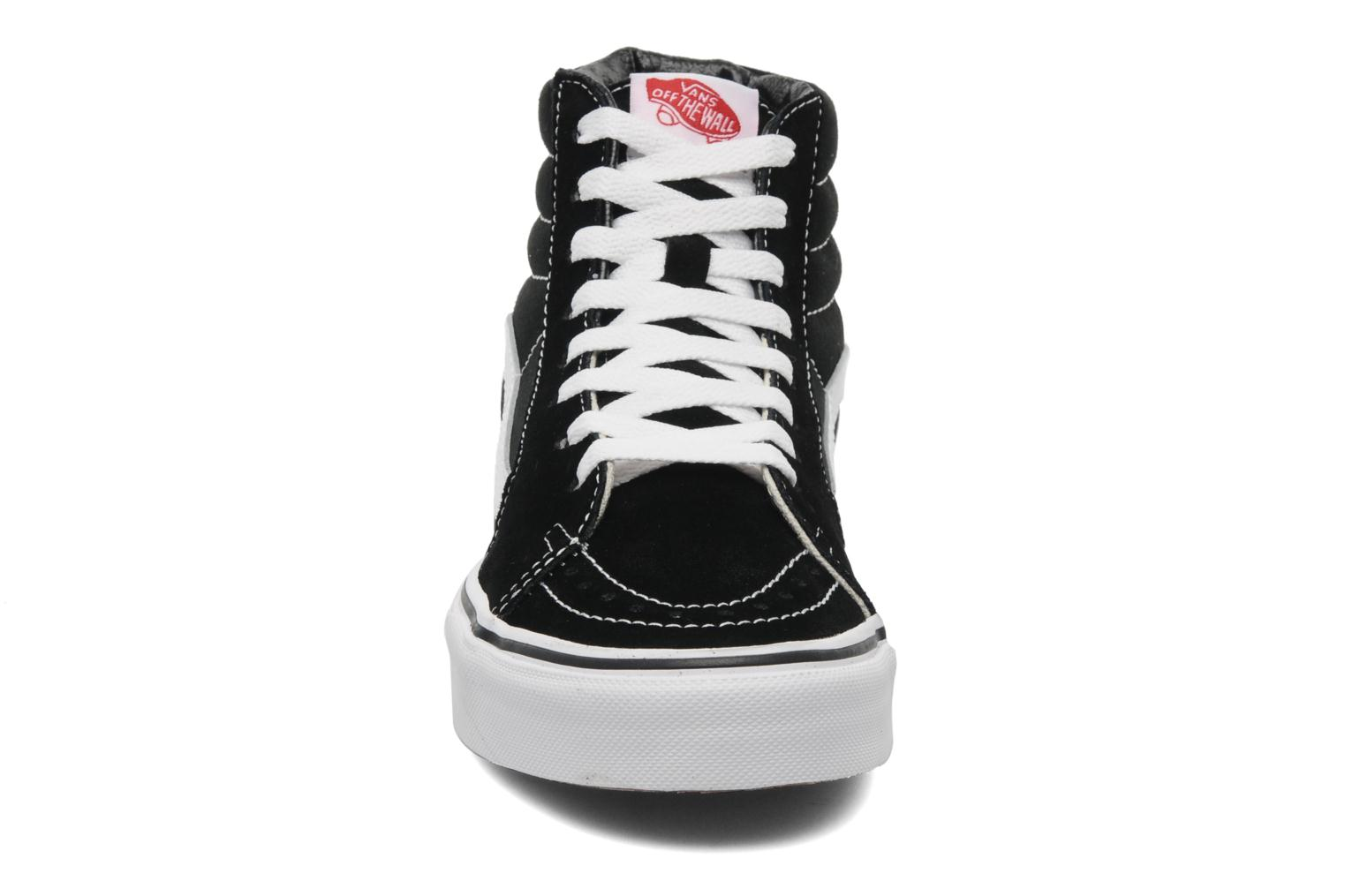 Trainers Vans SK8 Hi W Black model view