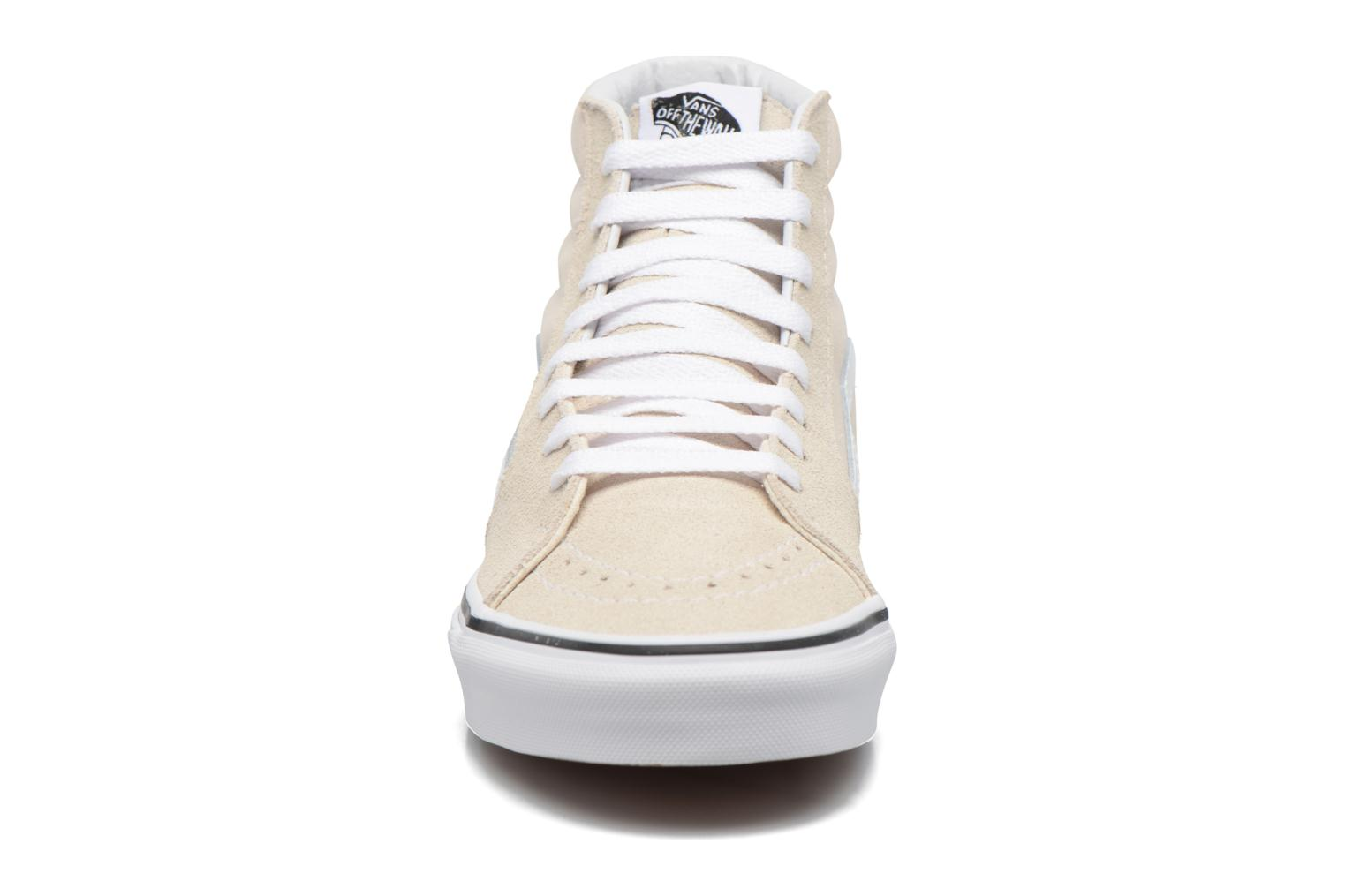 Trainers Vans SK8 Hi W White model view