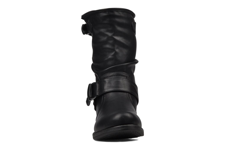 Boots Mustang shoes Brea Svart bild av skorna på