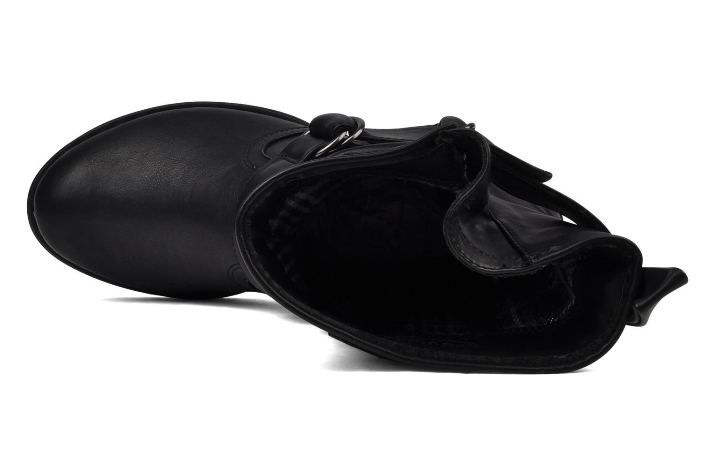 Stivaletti e tronchetti Mustang shoes Brea Nero immagine sinistra
