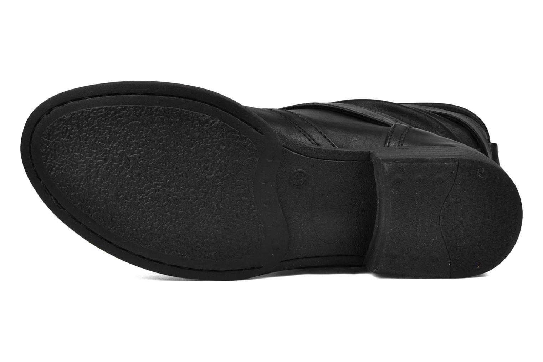 Stiefeletten & Boots Mustang shoes Brea schwarz ansicht von oben