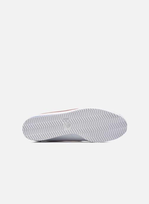 Deportivas Nike Classic Cortez Leather Blanco vista de arriba