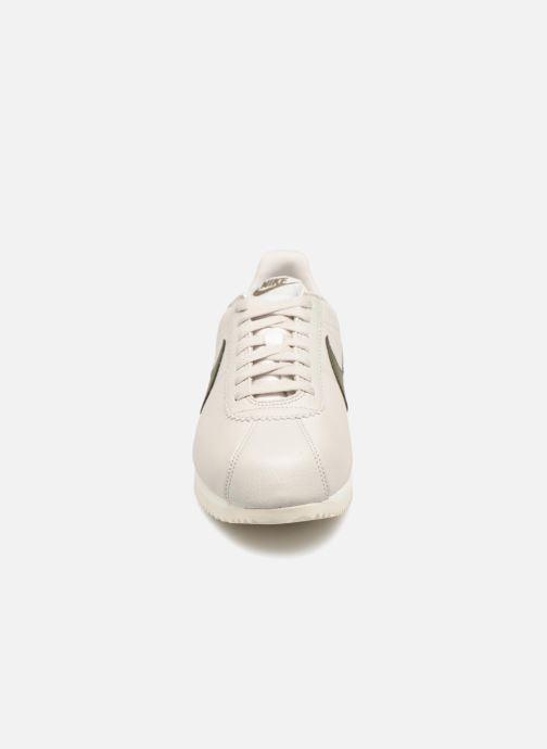 newest d1983 7b3de Vår Cortez Leather olive Nike sommar Bone Light Classic sail Canvas w65gqP8