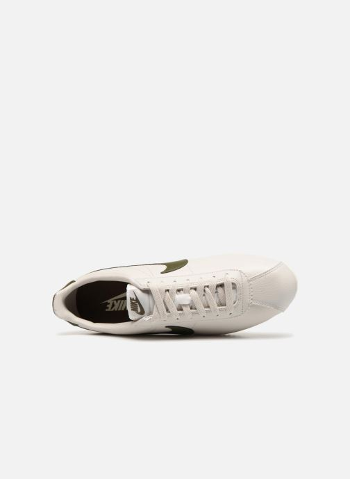 Sneakers Nike Classic Cortez Leather Wit links