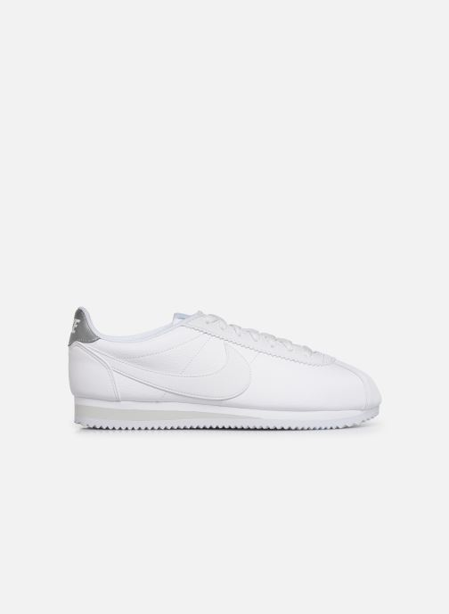 Trainers Nike Classic Cortez Leather White back view
