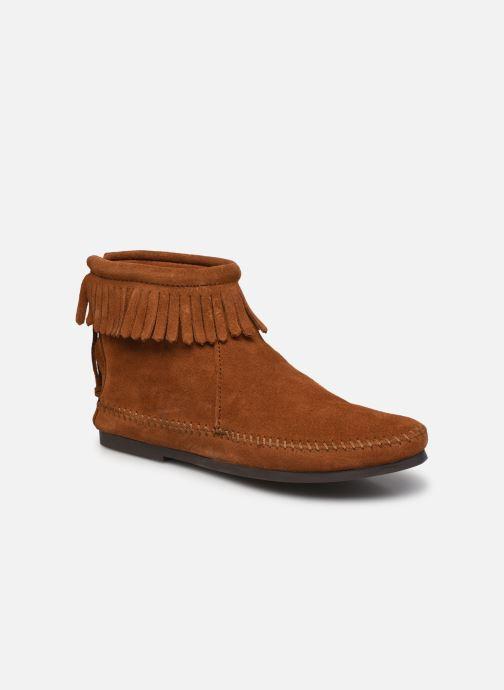 Boots en enkellaarsjes Dames Mocassin 282