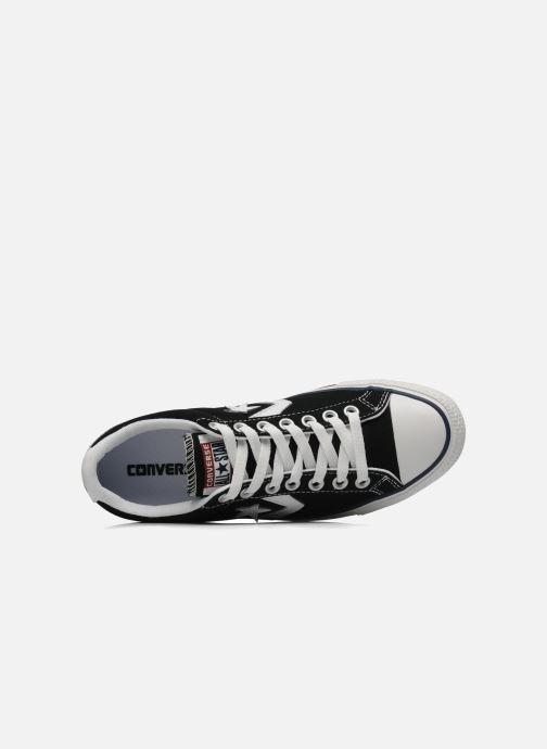 Sneaker Converse Star Player Ev Canvas Ox M schwarz ansicht von links