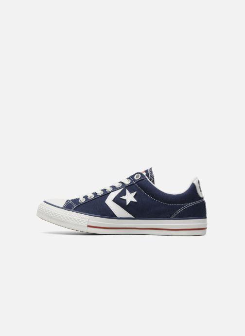 Sneaker Converse Star Player Ev Canvas Ox M blau ansicht von vorne