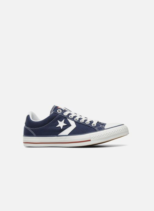 Baskets Converse Star Player Ev Canvas Ox M Bleu vue derrière