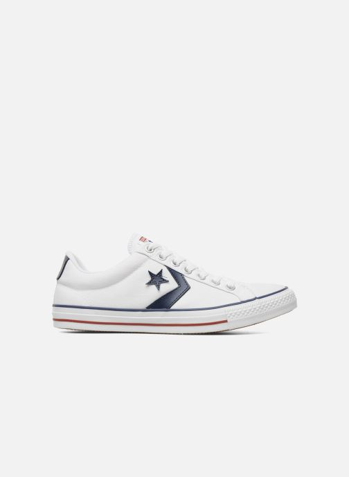Sneakers Converse Star Player Ev Canvas Ox M Hvid se bagfra