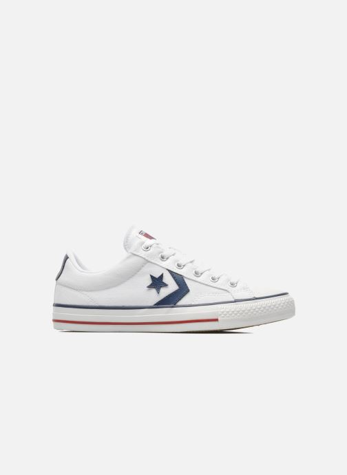 Baskets Converse Star Player Ev Canvas Ox M Blanc vue derrière