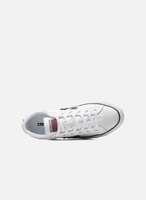 Sneaker Converse Star Player Ev Canvas Ox M weiß ansicht von links