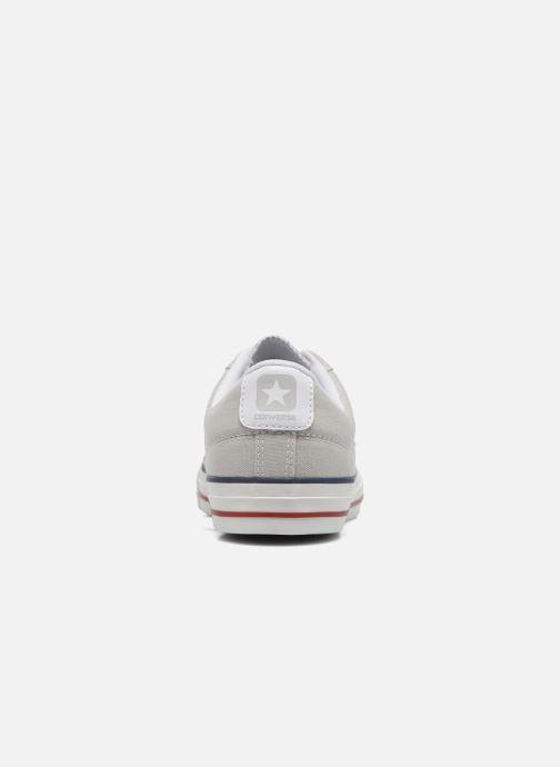 Sneakers Converse Star Player Ev Canvas Ox M Grigio immagine destra