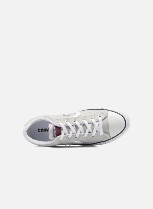 Sneaker Converse Star Player Ev Canvas Ox M grau ansicht von links