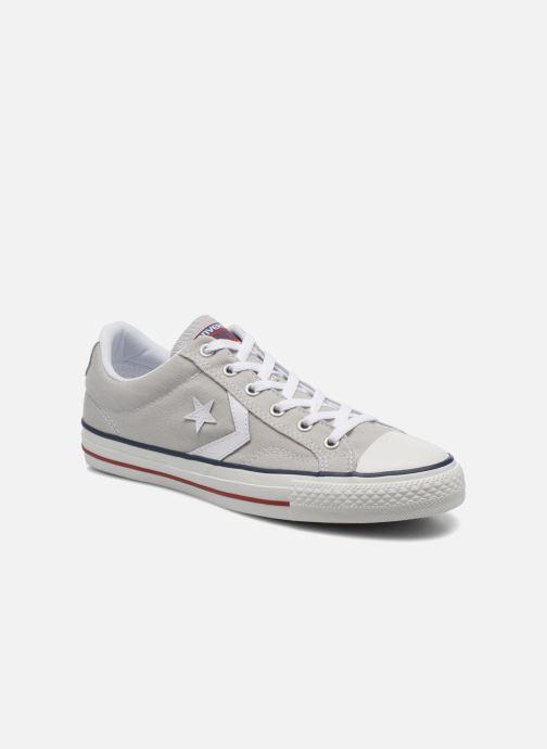 Sneakers Converse Star Player Ev Canvas Ox M Grijs detail
