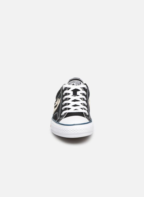 Trainers Converse Star Player Ev Canvas Ox M Black model view