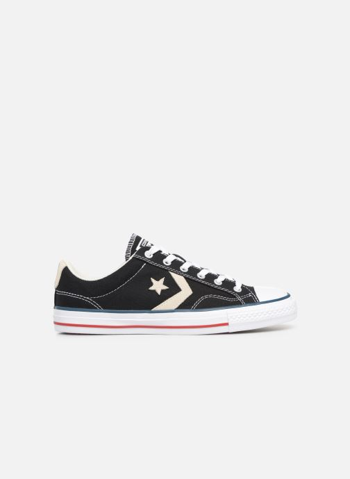Baskets Converse Star Player Ev Canvas Ox M Noir vue derrière