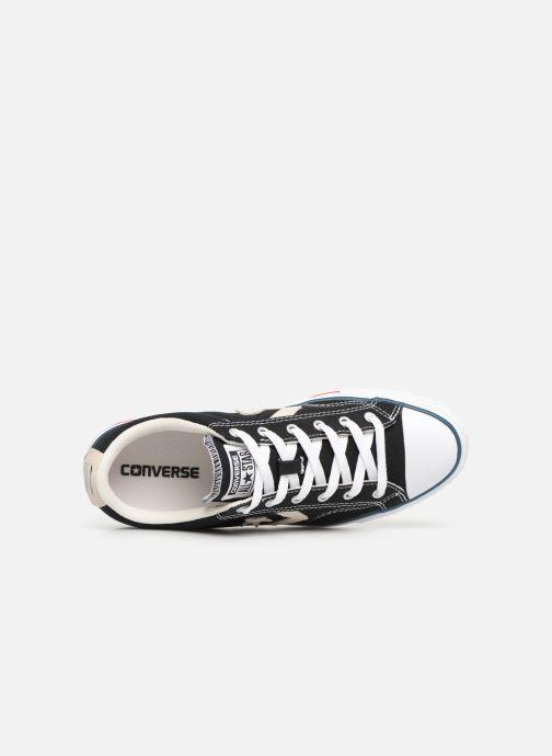 Sneakers Converse Star Player Ev Canvas Ox M Nero immagine sinistra
