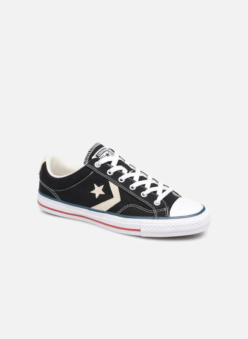 Sneakers Converse Star Player Ev Canvas Ox M Zwart detail