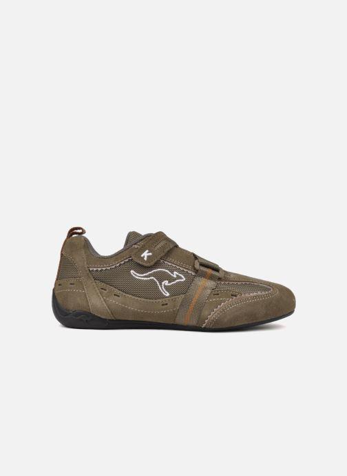 Sneaker Kangaroos Maja grün ansicht von hinten