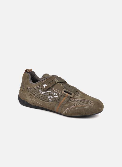 Sneaker Kangaroos Maja grün detaillierte ansicht/modell