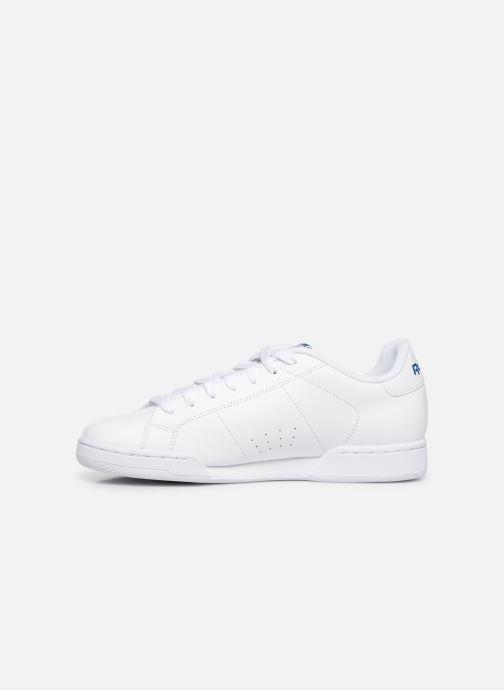 Sneakers Reebok Npc II Wit voorkant
