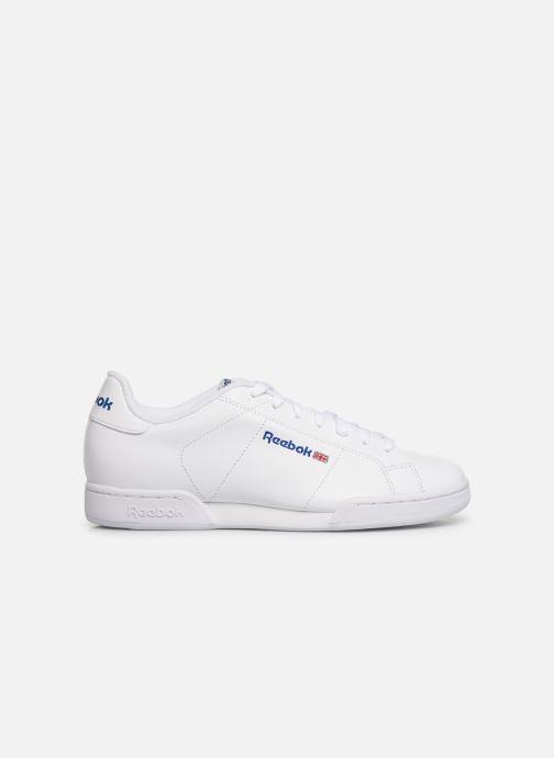 Sneakers Reebok Npc II Wit achterkant