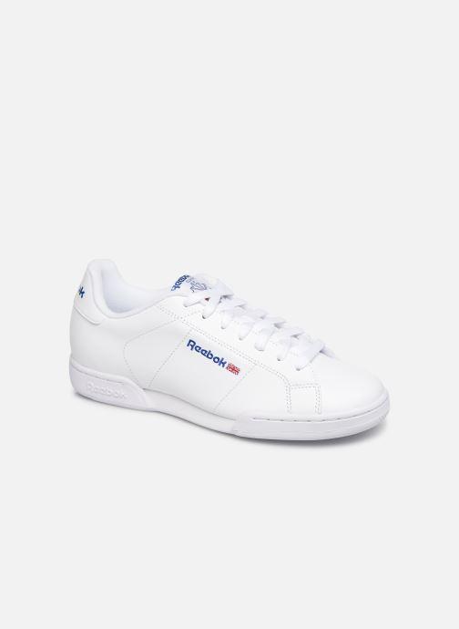 Sneakers Reebok Npc II Wit detail